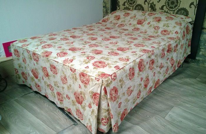 confection de couvre lit With tapis chambre bébé avec jete de lit fleuri